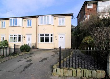 Thumbnail 3 bed town house for sale in Sandon Street, Leek