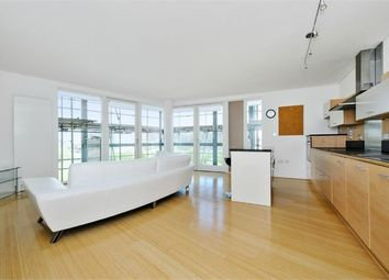 Thumbnail 3 bed flat to rent in Farnsworth Court, West Parkside, London