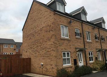 Thumbnail 3 bed terraced house for sale in Rotherdale Court, Newcastle Upon Tyne