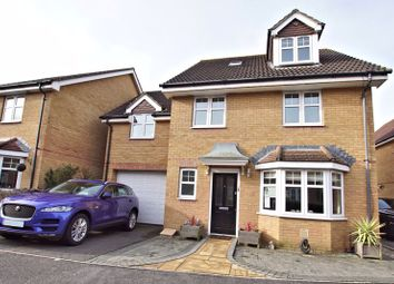 Thumbnail 5 bed detached house for sale in Martinet Drive, Lee-On-The-Solent