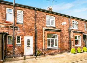 Thumbnail 3 bed terraced house for sale in Back Crossland Terrace, Helsby, Frodsham