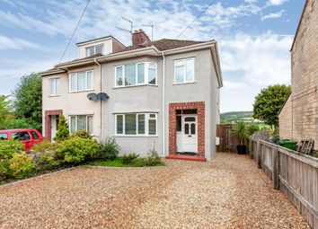 Thumbnail 3 bed semi-detached house for sale in Ashley Road, Bathford, Bath
