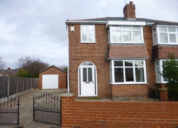 Thumbnail 3 bed semi-detached house to rent in Walbert Avenue, Thurnscoe