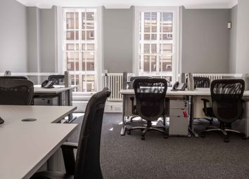 Thumbnail Serviced office to let in Christopher Street, London