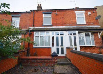 Thumbnail 2 bedroom terraced house for sale in East Terrace, Stoke-On-Trent