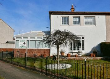 Thumbnail 3 bed semi-detached house for sale in Abbeycraig Road, Sauchie, Alloa