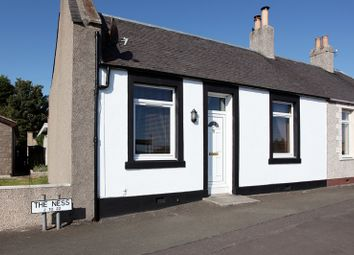 Thumbnail 2 bed cottage for sale in The Ness, Torryburn, Dunfermline, Fife