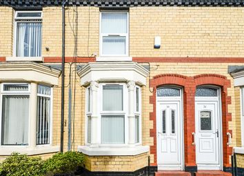Thumbnail 2 bed terraced house to rent in Bannerman Street, Liverpool