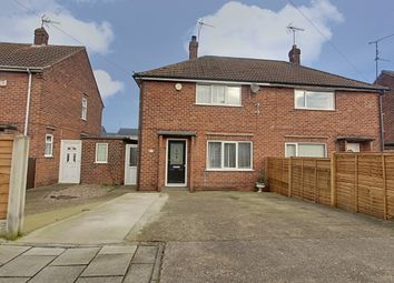 Thumbnail 2 bed semi-detached house for sale in Sycamore Road, Mansfield Woodhouse, Mansfield