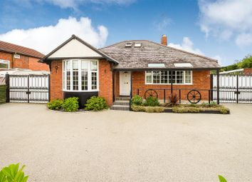 Thumbnail 4 bed detached bungalow for sale in Byfield Road, Woodford Halse, Daventry