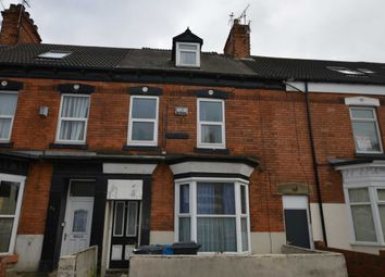 Thumbnail 7 bed terraced house for sale in Park Grove, Hull