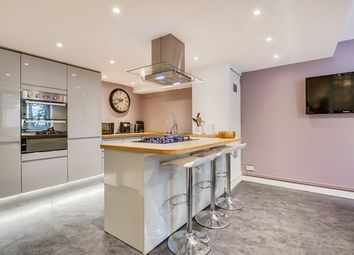 Thumbnail 3 bed flat for sale in Overton Road, London