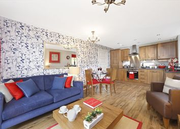 "Thumbnail 2 bed flat for sale in ""Wey"" at Louisburg Avenue, Bordon"