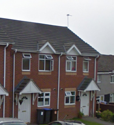 Thumbnail 2 bed semi-detached house to rent in 8 Foxfield Close, Cheadle, Stoke-On-Trent