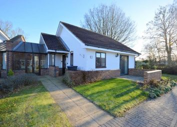Thumbnail 2 bed bungalow for sale in The Hawthorns, Lutterworth