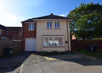 4 bed detached house for sale in Crediton Close, Styvechale, Coventry CV3