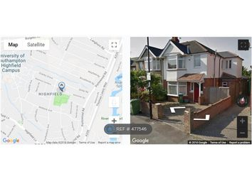 Thumbnail 6 bed semi-detached house to rent in Kitchener Road, Southampton