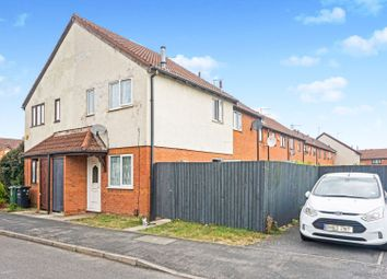Thumbnail 1 bed town house for sale in Cabin Leas, Loughborough