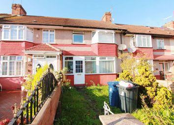 Thumbnail 3 bed terraced house for sale in Mansell Road, Greenford