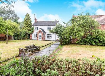Thumbnail 2 bed detached house for sale in Chapel Lane, Finningley, Doncaster