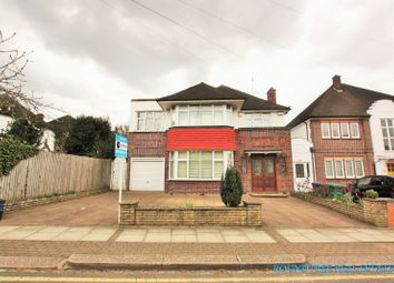Thumbnail 4 bed property to rent in Highfield Gardens, Golders Green