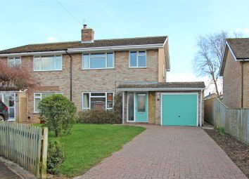Thumbnail 3 bed semi-detached house for sale in Glyme Way, Long Hanborough, Oxon