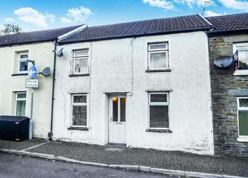 Thumbnail 2 bed terraced house for sale in Forest Road, Treforest, Pontypridd