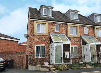 Thumbnail 4 bed terraced house for sale in Barmouth Walk, Oldham