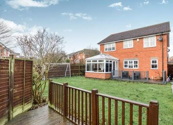 Thumbnail 4 bed detached house for sale in Centurion Walk, Ashford, Kent