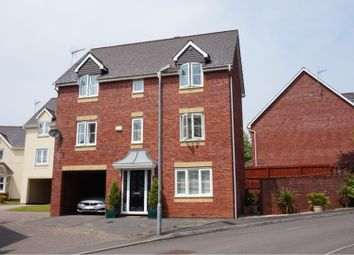 Thumbnail 4 bed town house for sale in Millwood Gardens, Killay