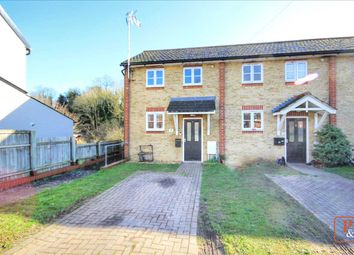 Thumbnail 3 bed town house for sale in Cornish Court, Cats Lane, Sudbury