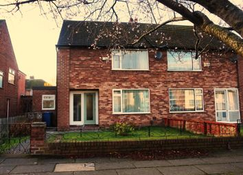 Thumbnail 3 bed semi-detached house for sale in Hunts Cross Avenue, Liverpool