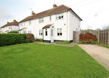 Thumbnail 2 bed semi-detached house to rent in Winslow Road, Wingrave, Aylesbury