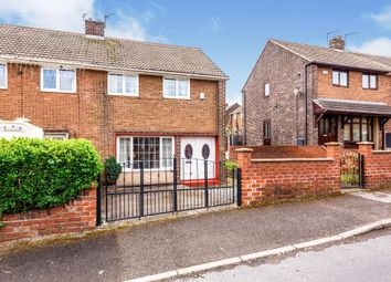 Thumbnail 2 bed semi-detached house for sale in Swanee Road, Barnsley