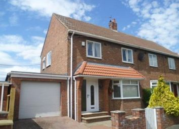 Thumbnail 3 bedroom semi-detached house to rent in Penistone Road, Sunderland