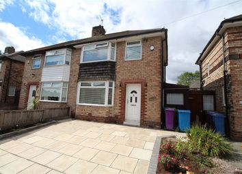 Thumbnail 3 bed semi-detached house for sale in Francis Way, Childwall, Liverpool, Merseyside