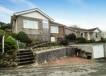 Thumbnail 2 bed bungalow for sale in St Winnolls Park, East Looe, Cornwall