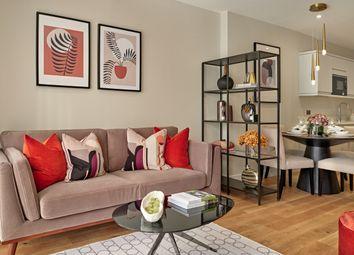 Thumbnail 2 bedroom flat for sale in Tekel's Avenue, Camberley
