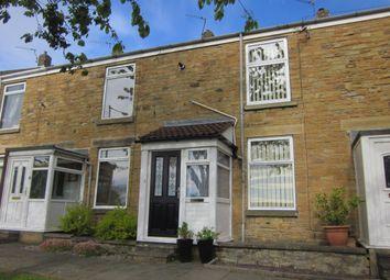 Thumbnail 2 bed terraced house for sale in Weardale Street, Spennymoor