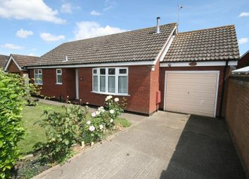 Thumbnail 2 bed detached bungalow for sale in Chapel Road, Attleborough