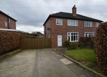 Thumbnail 3 bedroom semi-detached house for sale in Melbourne Road, St Johns, Wakefield