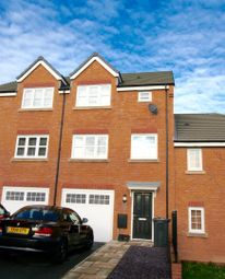 Thumbnail 4 bedroom town house for sale in Chaffinch Close, Heysham, Morecambe