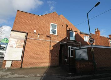 Thumbnail 5 bedroom terraced house for sale in Newcastle Terrace, Nuthall Road, Aspley, Nottingham