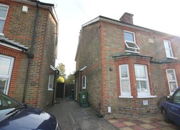 Thumbnail 1 bedroom flat to rent in Miles Road, Epsom