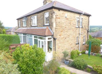 Thumbnail 3 bed semi-detached house for sale in Woodlands Grove, Bingley