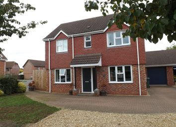 Thumbnail 3 bed detached house for sale in Westfield Way, Langtoft, Peterborough