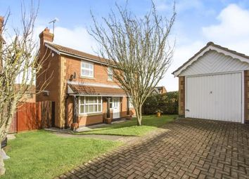 Thumbnail 3 bed detached house for sale in James Gavin Way, Oadby, Leicester, Leicestershire