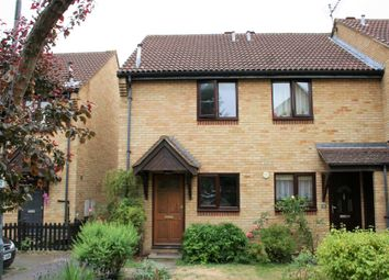 Thumbnail 2 bed end terrace house to rent in Morland Close, Mitcham