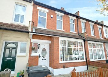 Thumbnail 3 bed terraced house for sale in Aschurch Road, Addiscombe, Croydon