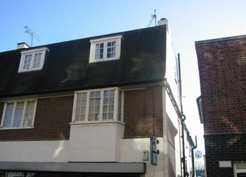 Thumbnail 4 bed flat to rent in Town Centre, Hatfield